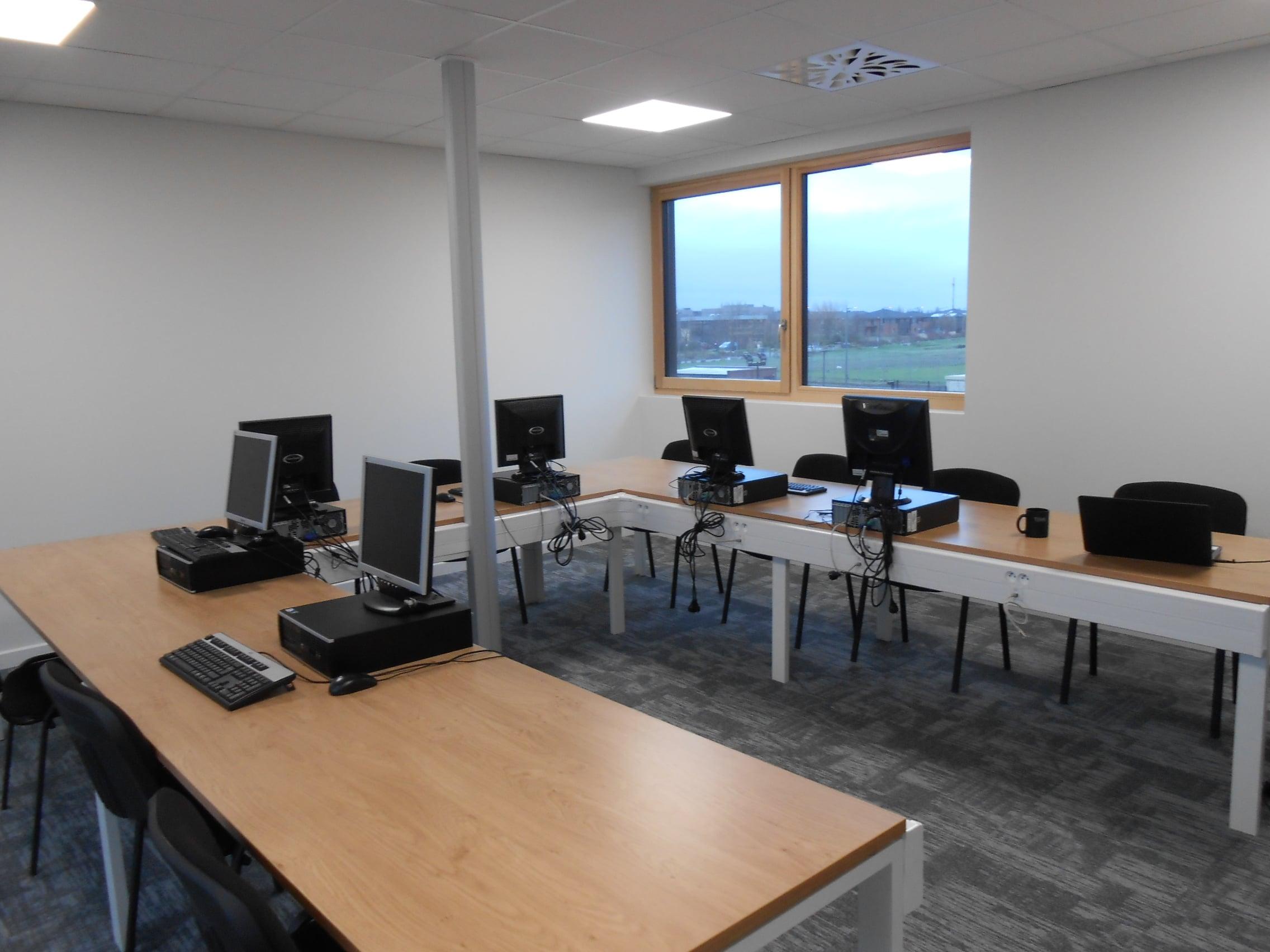 Votre nouveau centre de formation Open Source en région Nord