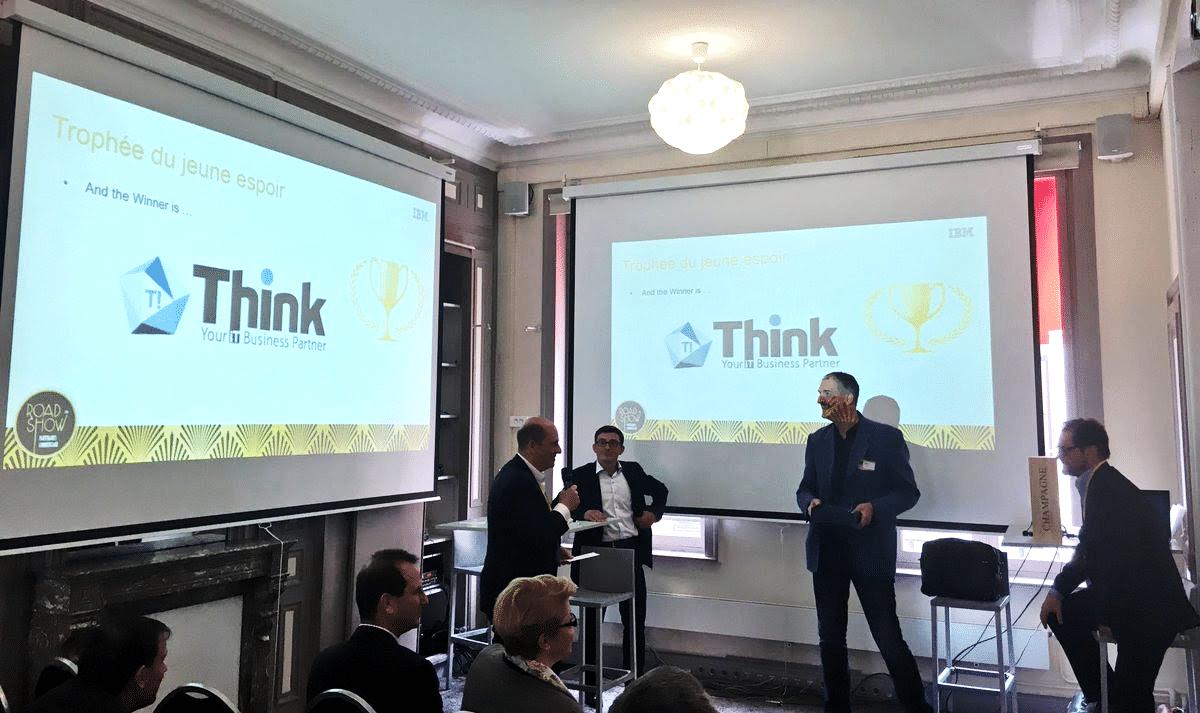 IBM décerne un Award à Think