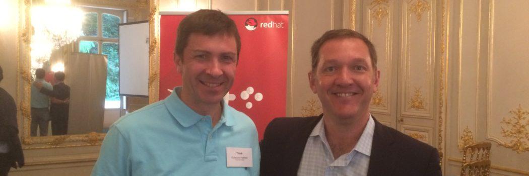 Meet Jim Whitehurst CEO Redhat Think