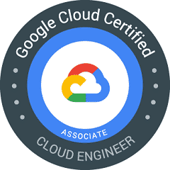Certification Google Cloud Associate - Cloud Engineer