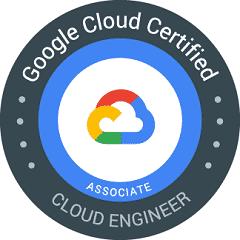 Certification Google Cloud Associate - Cloud Engineer