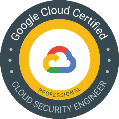 Certification Google Cloud Associate - Cloud Security Engineer