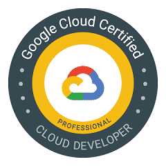 Certification Google Cloud Associate - Cloud Developer