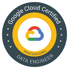 Certification Google Cloud Associate - Data Engineer