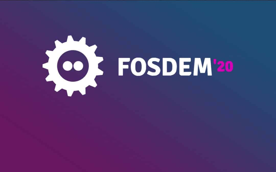 FOSDEM 2020 : Containers et sécurité