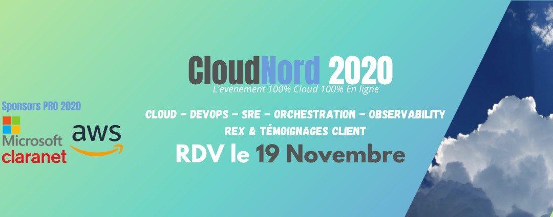 Retour d'expérience : Cloud Nord, l'événement 100% digital